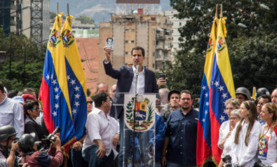 Venezuela: No to Intervention, No to Maduro
