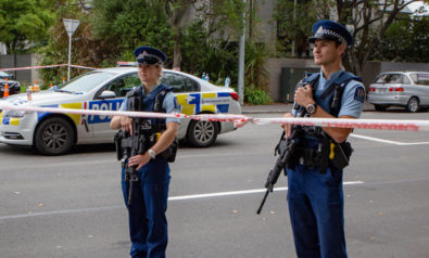 White Supremacism and the Christchurch Terrorist Attack