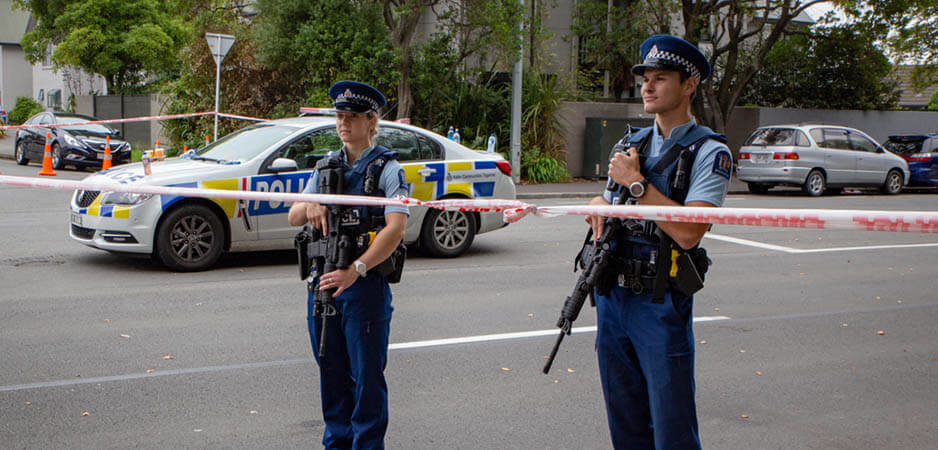 Terrorist Attack Christchurch Picture: White Supremacism After New Zealand Terror Attack