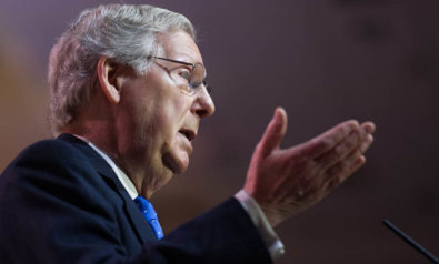 Mitch McConnell: Do Not Disturb the US Honeymoon with Israel