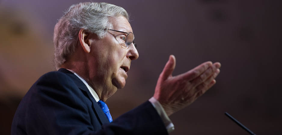 Mitch McConnell, Mitch McConnell news, news on Mitch McConnell, McConnell, Israel, Israel news, AIPAC, Israel lobby, US-Israel relations, US politics