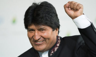Will Evo Morales Win Again in Bolivia?