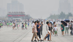 No Blue Skies for Beijing
