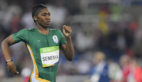 Caster Semenya, sports news, binary gender, gender fluidity, gender fluidity in sport, hyperandrogenism, trans athletes, Martina Navratilova news, Martina Navratilova trans athletes, testosterone in sports