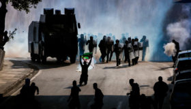 The Battle for the Future of the Arab World