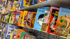 Children's development, child development, children's books, reading to children, children's authors, Andy Seed, education, culture news, education news, news on education