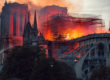 Notre Dame, Notre Dame de Paris, Notre Dame fire, French news, French, France, France news, Emmanuel Macron, Franck Riester, European news