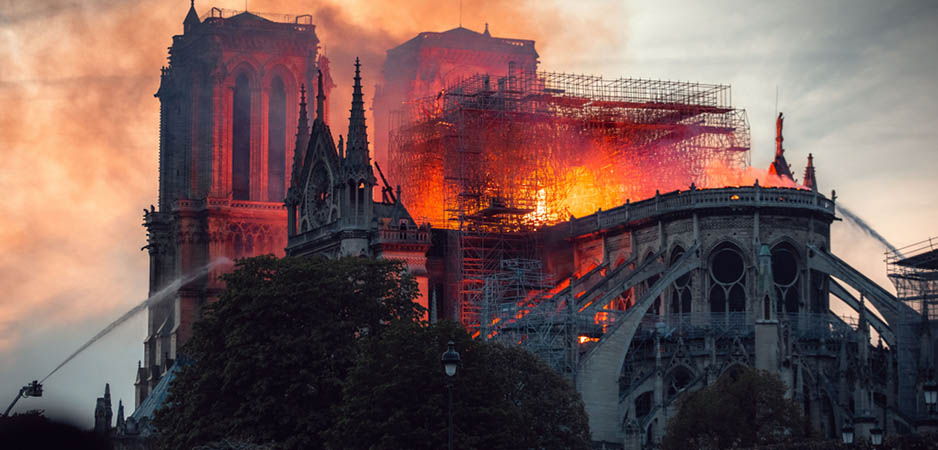 Our Lady of Paris Finds Itself in a Quasi State