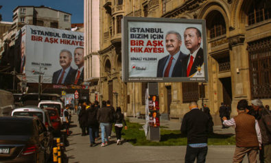 Election Losses Are Good News for Turkey's Ruling AKP