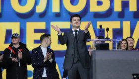 Ukraine Joins the World of Hyperreal Politics