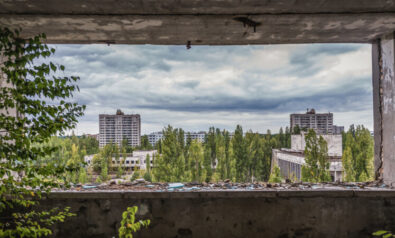 Eastern Ukraine Is on the Brink of an Environmental Disaster