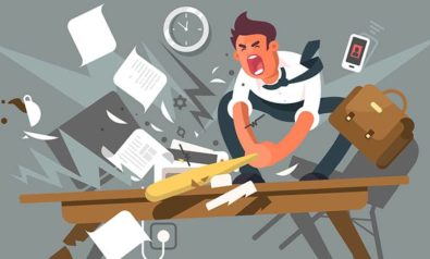 Anger at Work: How Negative Emotions Cloud Judgment
