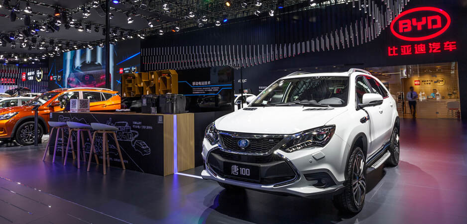 The Chinese Electric Car Market