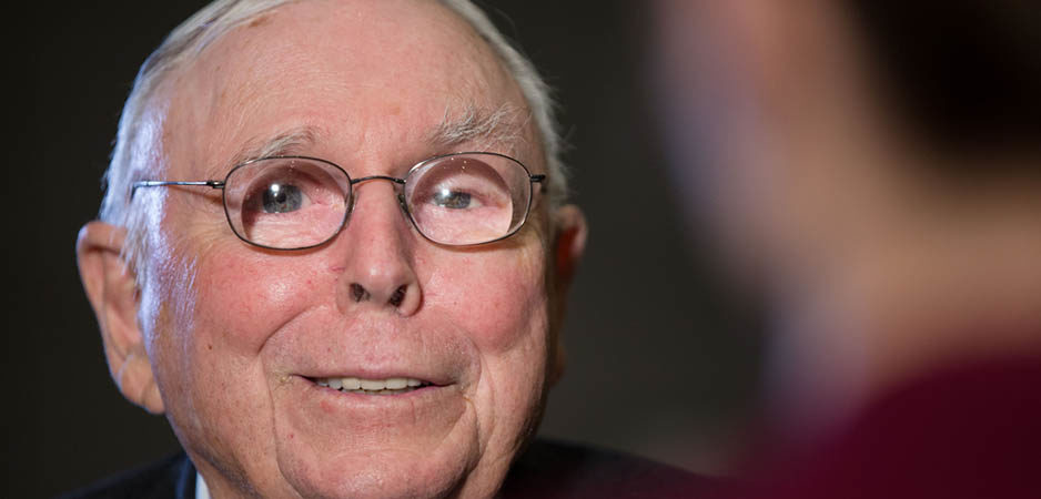 Charlie Munger news, Charlie Munger, Munger, news on Charlie Munger, Native Americans, Genocide of Native Americans, business news, American news, Berkshire Hathaway, Warren Buffett