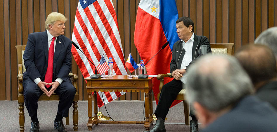 Rodrigo Duterte, Rodrigo Duterte news, news on Rodrigo Duterte, Duterte, Donald Trump, Emmanuel Macron, Volodymyr Zelenskiy, Philippines, Philippines news, news on Philippines