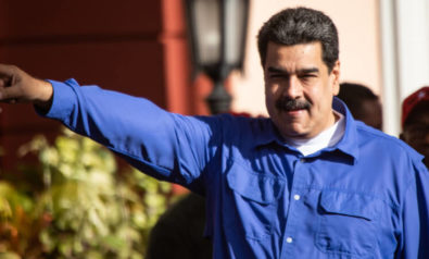 In What Seems Like an Endless Nightmare, Maduro Clings on to Power