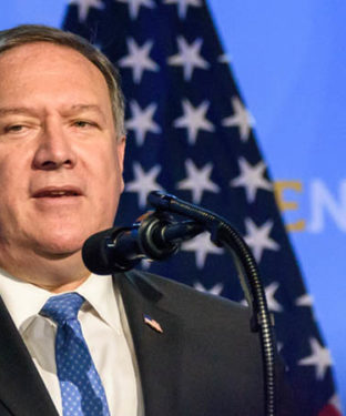 Mike Pompeo's Plans to Interfere with British Elections