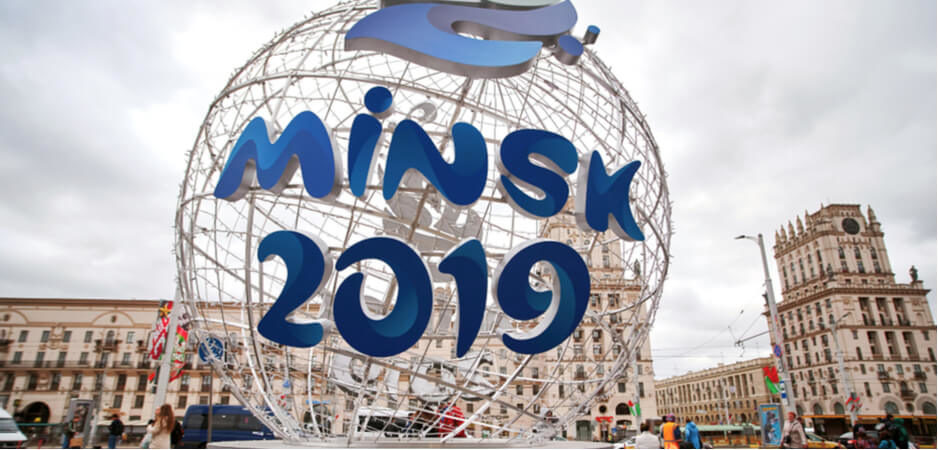 Sports and Politics: Minsk 2019 apes Baku 2015 and with