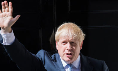 Johnson Can Bring the Country Down With Him in One Final Fail