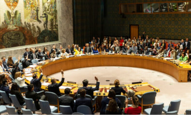 Can Small States Help Balance the UN Security Council?