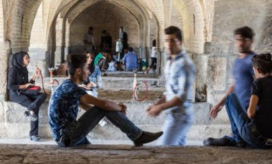 Traveling to Discover the Real Iran