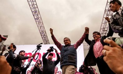 Is Mexico's Political Culture Undergoing a Paradigm Shift?