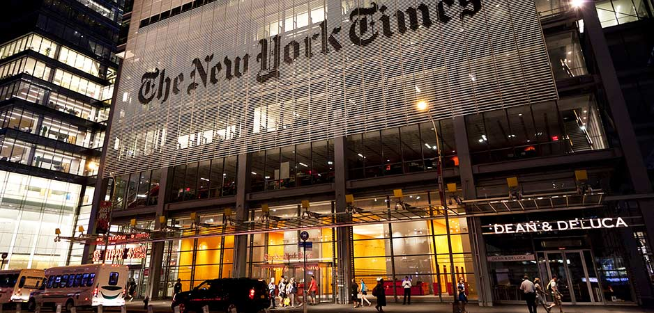 The New York Times Faces Criticism Over Trump Article