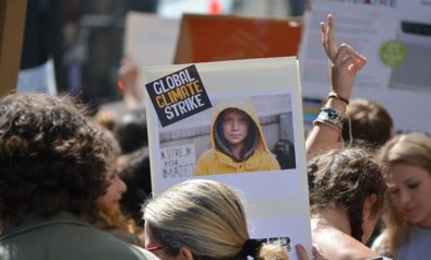 Greta Thunberg and the Youth Will Not Be Silenced