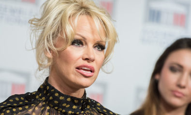 Meghan McCain Blasts Pamela Anderson in an Act of Faith