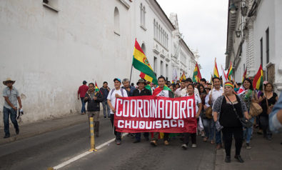 Protests Continue Across Bolivia After Evo Morales' Controversial Reelection