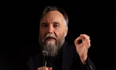 Aleksandr Dugin's Ideology Echoes Through the Alt-Right