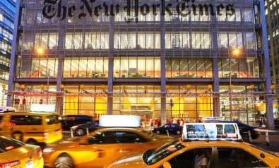 The NY Times' Ruthless Assault on Russians