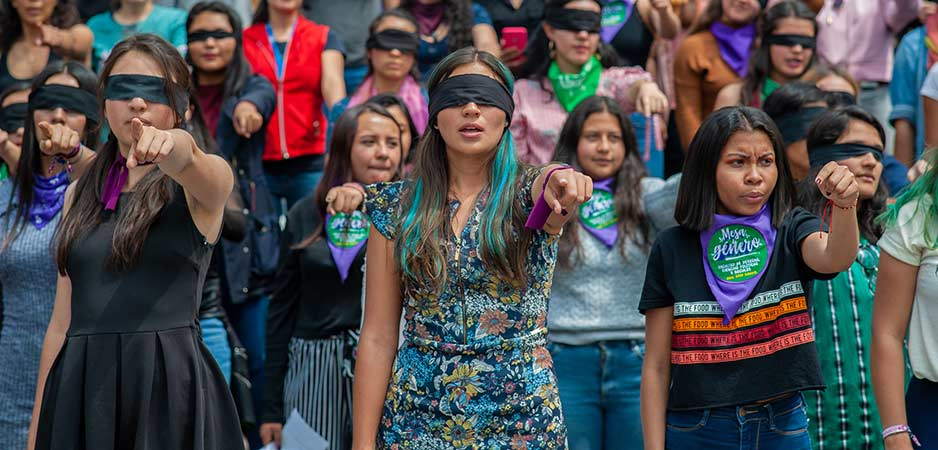 Latin America news, women's rights in Latin America, Colombia news, Colombia protests, Colombia #MeToo, Colombia violence against women, #YoTambién, #LibresDeViolencias, #NiUnaMenos, Colombia women's rights