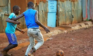 A Kenyan Journey Through Slums to Posh Places