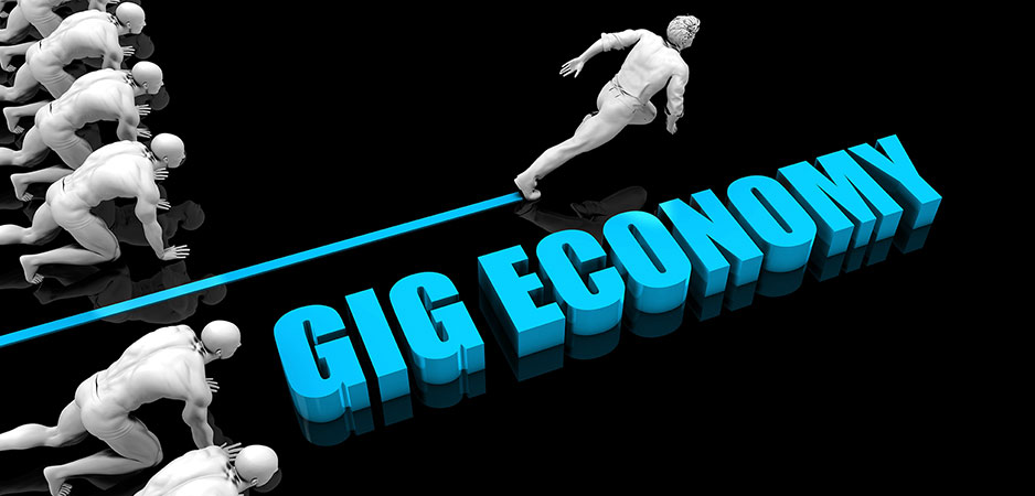 Gig economy, gig economy news, who benefits in a gig economy, fourth industrial revolution, zero hours contracts, full-time employment, part-time employment, US gig economy engagement, US gig economy participation, US gig economy news,