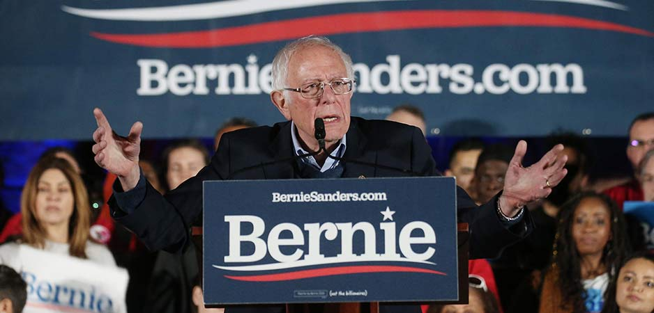 Bernie Sanders Nevada win, Bernie Sanders news, Bernie Sanders Democratic nominee, Bernie Sanders Nevada caucus, Democratic Party primaries, Democratic Party history, Democratic voters, Democratic Republican divide, Michael Bloomberg Democrat
