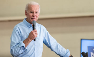 Joe Biden: An Oasis of Stasis in a Changing World