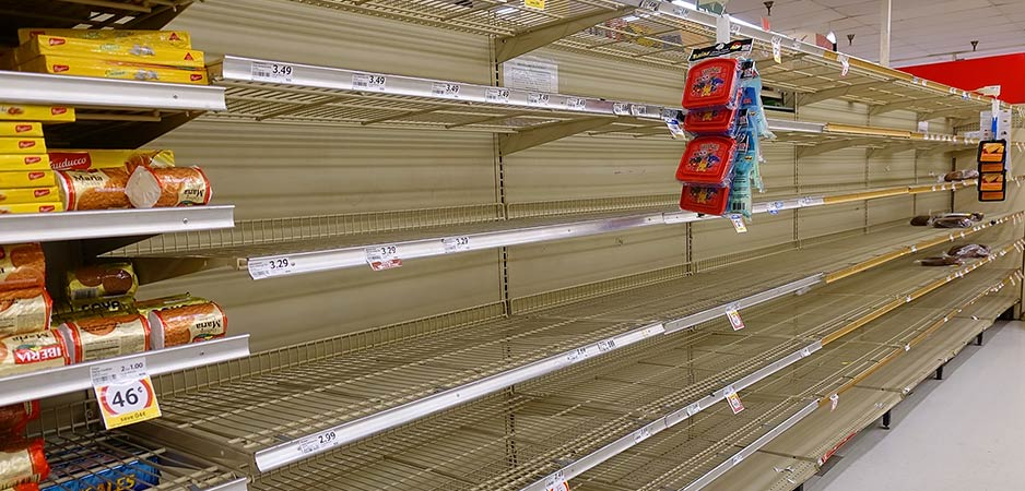 Supply chain, Supply chain disruption, empty supermarket shelves, COVID-19, COVID-19 pandemic, coronavirus pandemic, coronavirus news, business news, public health crisis, US news