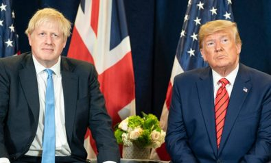 COVID-19 Makes Johnson and Trump Reject Thatcher and Reagan