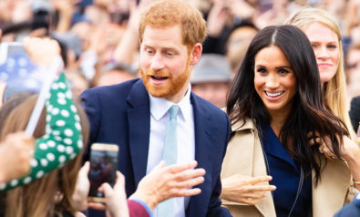 Harry and Meghan Say No to Britain's Tabloids