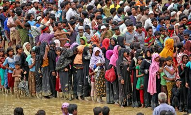 Rohingya Refugee Camps Are the Next Frontline in COVID-19 Fight