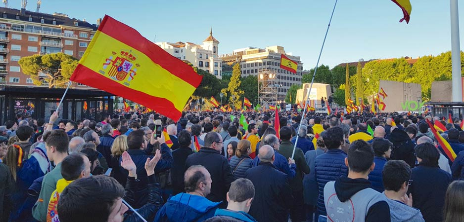 Spain, Spain news, news on Spain, VOX Spain, Podemos Spain, Populism in Spain, far right politics, far right in Spain, Spanish news, Carmen Aguilera-Carnerero