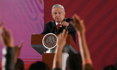 Mexico's President Shockingly Calls The NY Times Neoliberal