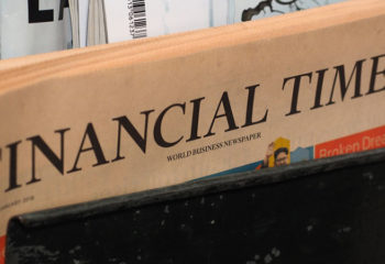The Shifting Perspective of the Financial Times