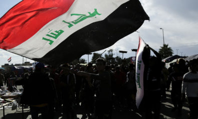 Iraq Faces Insecurity Alone