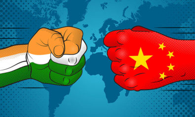 Why India and China Are Fighting Right Now