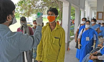 """If the Pandemic Is a """"War,"""" Then India Needs to Spend More"""