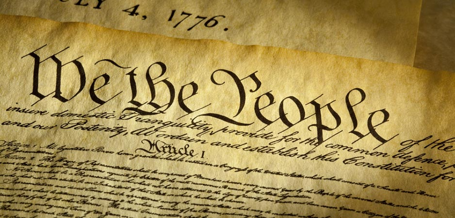 US Constitution, Declaration of Independence, American Constitution, United States of America, Thomas Jefferson, Donald Trump, Trump news, America news, American news, Larry Beck