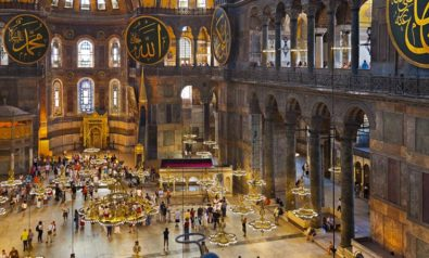 The Political Implications of the Hagia Sophia Reconversion