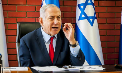 What's Annexed on Netanyahu's July Agenda?